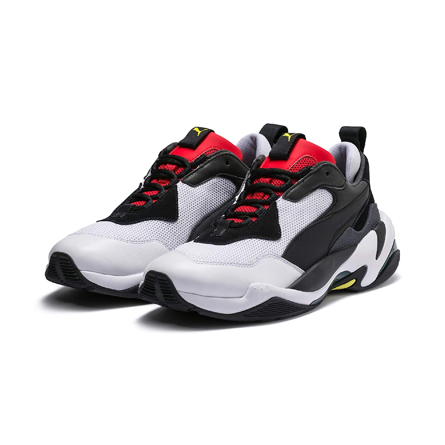 new concept 2461f 41eee Puma Boy s Thunder Spectra Sneakers  Buy Online at Low Prices in India -  Amazon.in