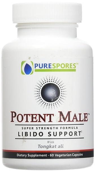 natural male potency
