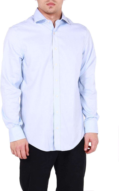 GANT Camisa Solid Pinpoint Regular, Non-Iron (L): Amazon.es: Ropa y accesorios