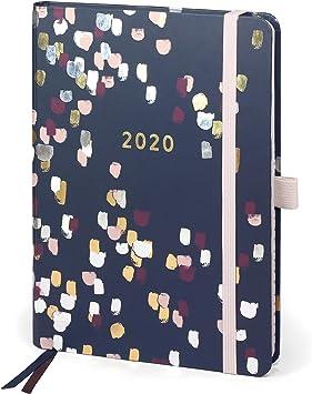 Boxclever Press Perfect Year Kalender 2020 A5 Mit Tabs Auf Englisch Taschenkalender 2020 Von Januar Dezember 2020 Terminplaner 2020 Mit