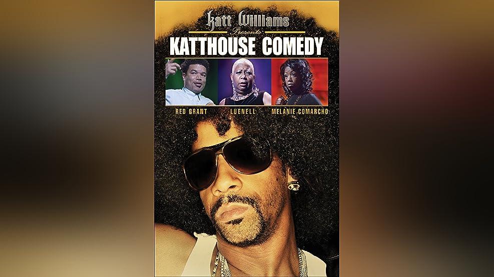 Katt Williams KattHouse Comedy