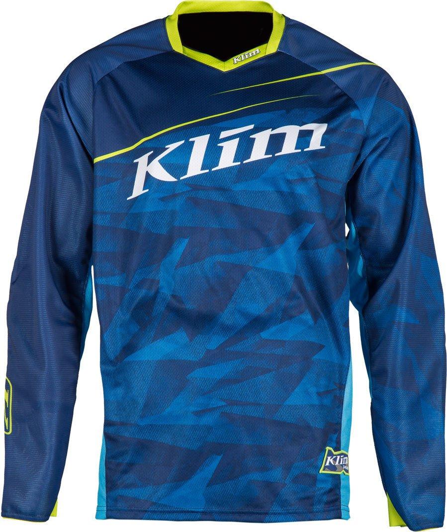 KLIM Dakar Jersey MD Black