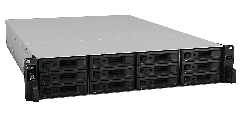 Synology 12 bay Dual Controller SAS NAS SA3200D (Diskless)