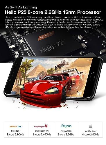 Amazon.com: Ulefone T1 4 G LTE Smartphone 5.5