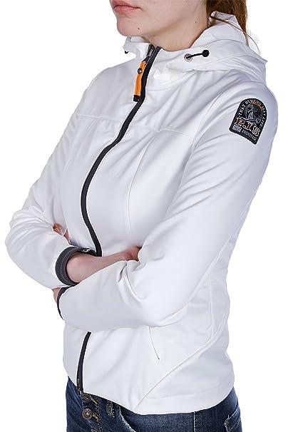 Parajumpers - Chaqueta - Blusa - Básico - para Mujer Off-White (505) S: Amazon.es: Ropa y accesorios