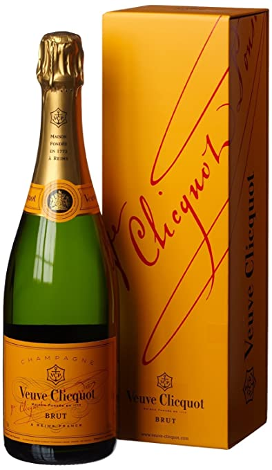 Veuve Clicquot Brut Yellow Label (1 x 0.75 l) Image