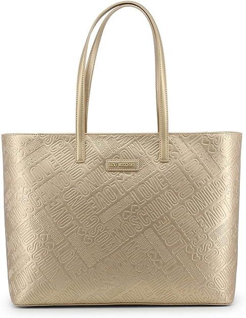 Love Moschino Women/'s Shoulder Bag Black JC4124PP17LR