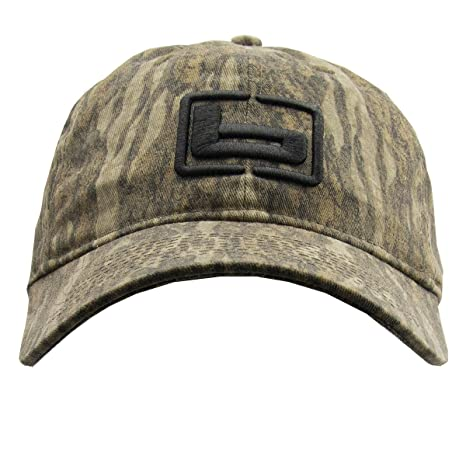 de634373893d6 Amazon.com: Banded Waxed Hunting Cap With Logo - Bottomland: Sports ...