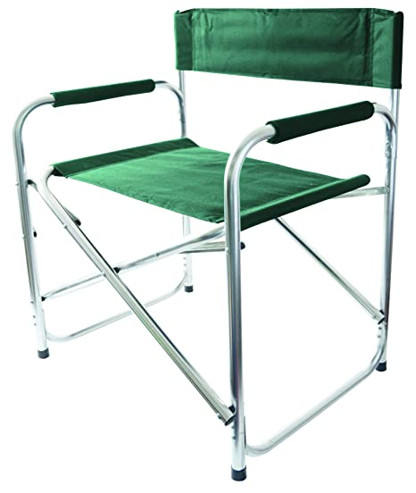 Hamble Redwood BB-FC108 directores silla de aluminio