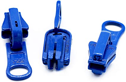 Replacment Zip slider for no 5 molded zips also fits Vislon V5...No zip Supplied