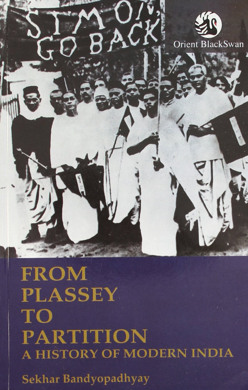 From Plassey to Partition: A History of Modern India pdf epub