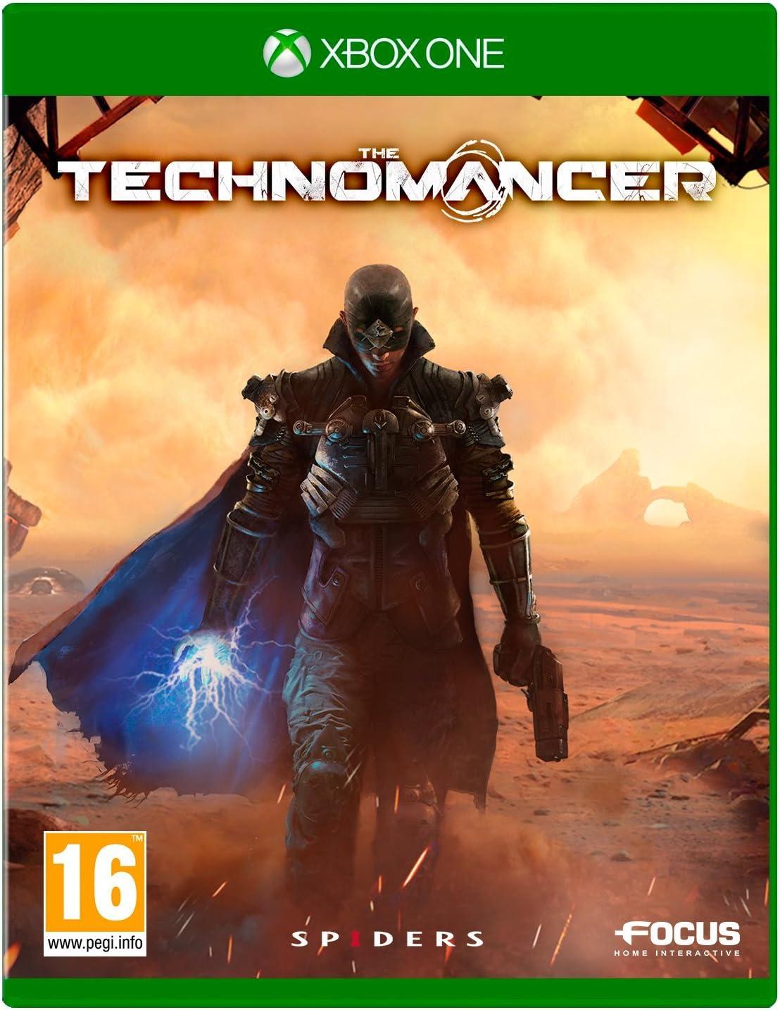 The Technomancer [Importación Inglesa]: Amazon.es: Videojuegos