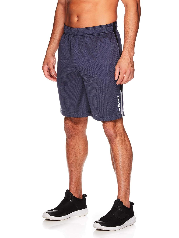 HEAD Herren Trainingshose mit elastischem Kordelzug und Taschen