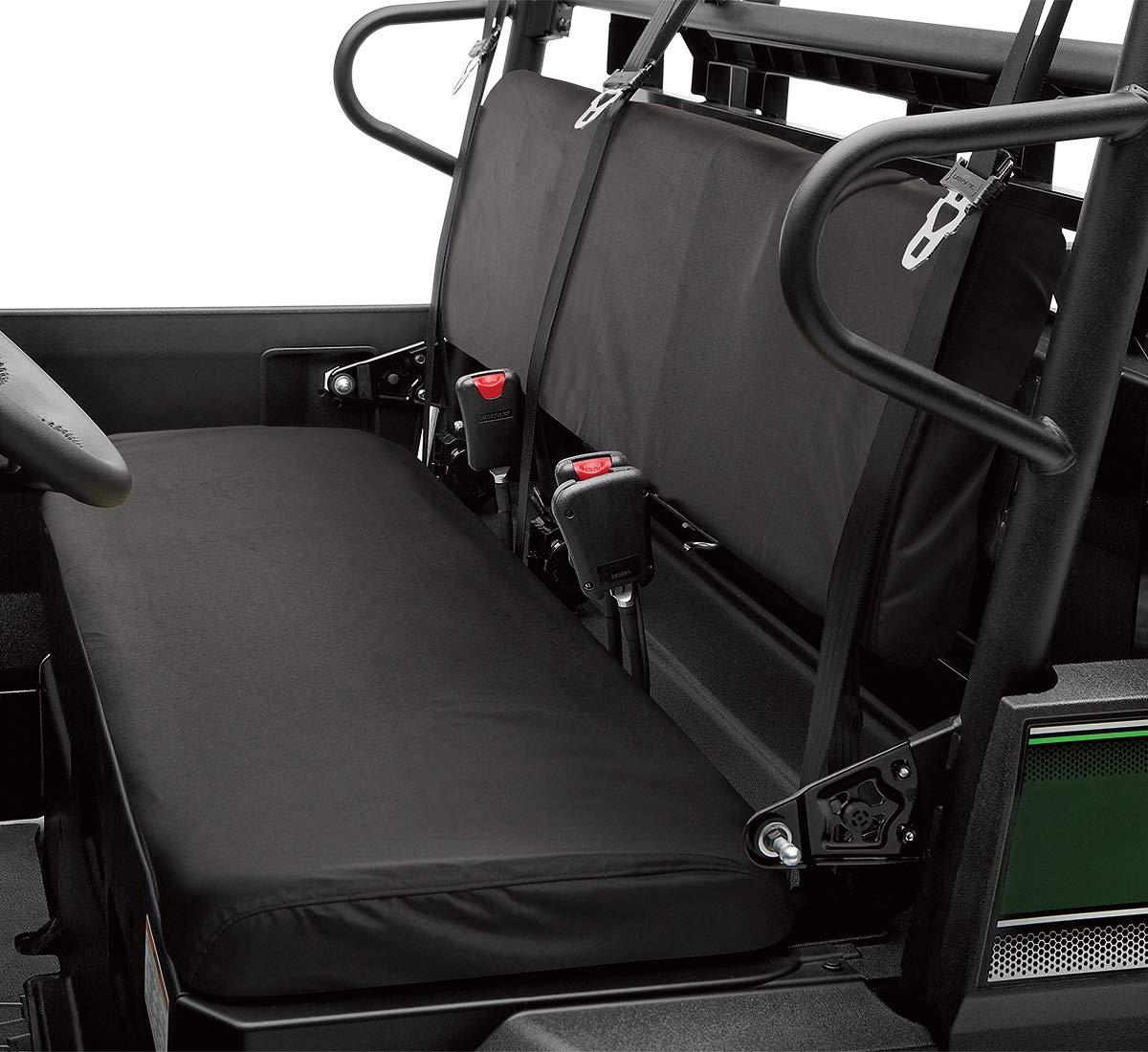 2015-2018 Kawasaki Mule PRO-FXT DXT FX DX Black Seat Cover 99994-1151