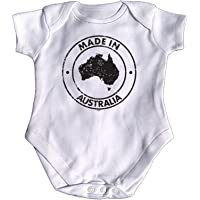 123T Funny Babygrow - Made in Australia Baby Jumpsuit Romper Pajamas Clothing Slogan Newborn Presents Sleepsuit Gifts
