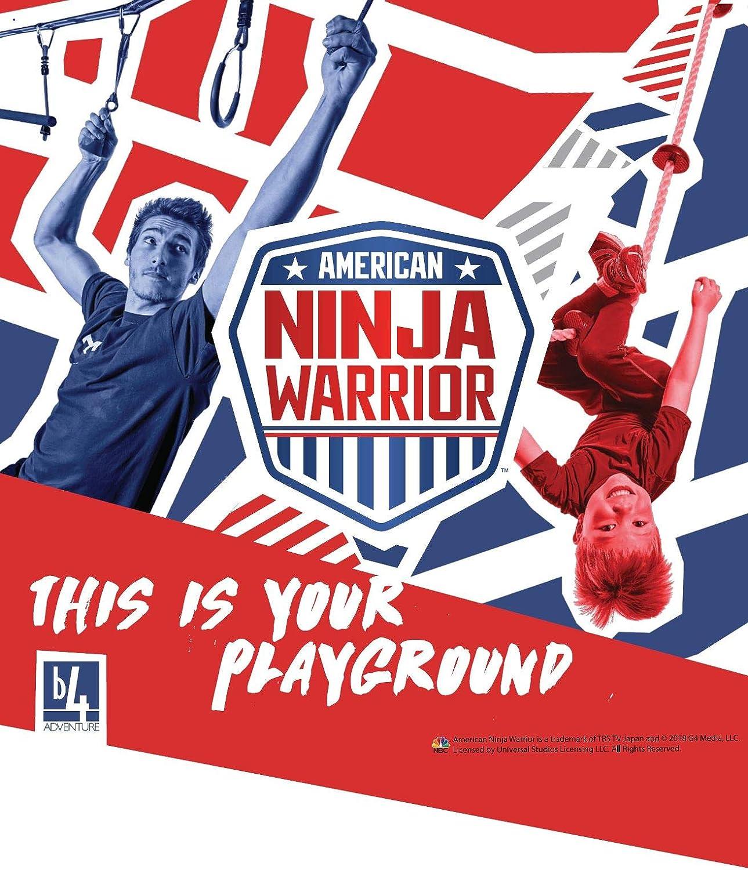 Amazon.com: American Ninja Warrior Ultimate Aqua 4 en 1 ...
