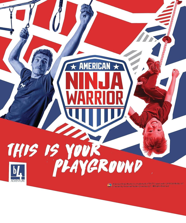 ANW American Ninja Warrior 15 ft. Ninjaline Extension Line