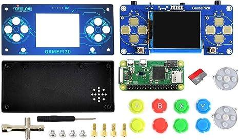 GamePi20 Classic Mini Portable Retro Video Game Console Kit for ...