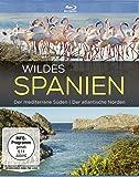 Wildes Spanien - Der meditarrene Süden / Der atlantische Norden [Blu-ray]