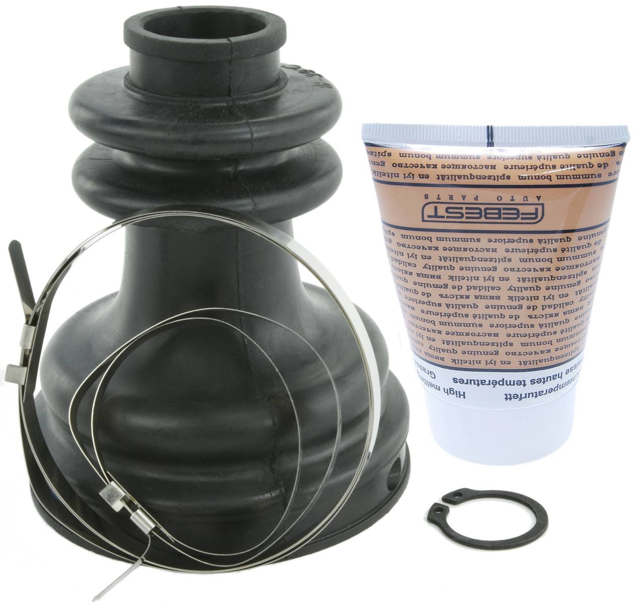 Boot Inner Cv Joint Kit 75X108X23.5 Febest 0215-G15Raatt Oem 39100-00Q4F