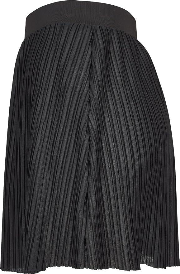 Urban Classics Jersey Pleated Mini Falda para Mujer: Amazon.es ...