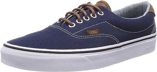 chaussure homme vans bleu
