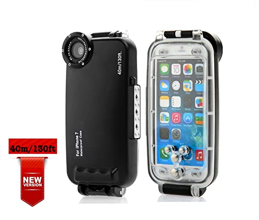 size 40 da595 bfd46 Casewarehouse iPhone 7 4.7inch Waterproof Diving Case Underwater ...