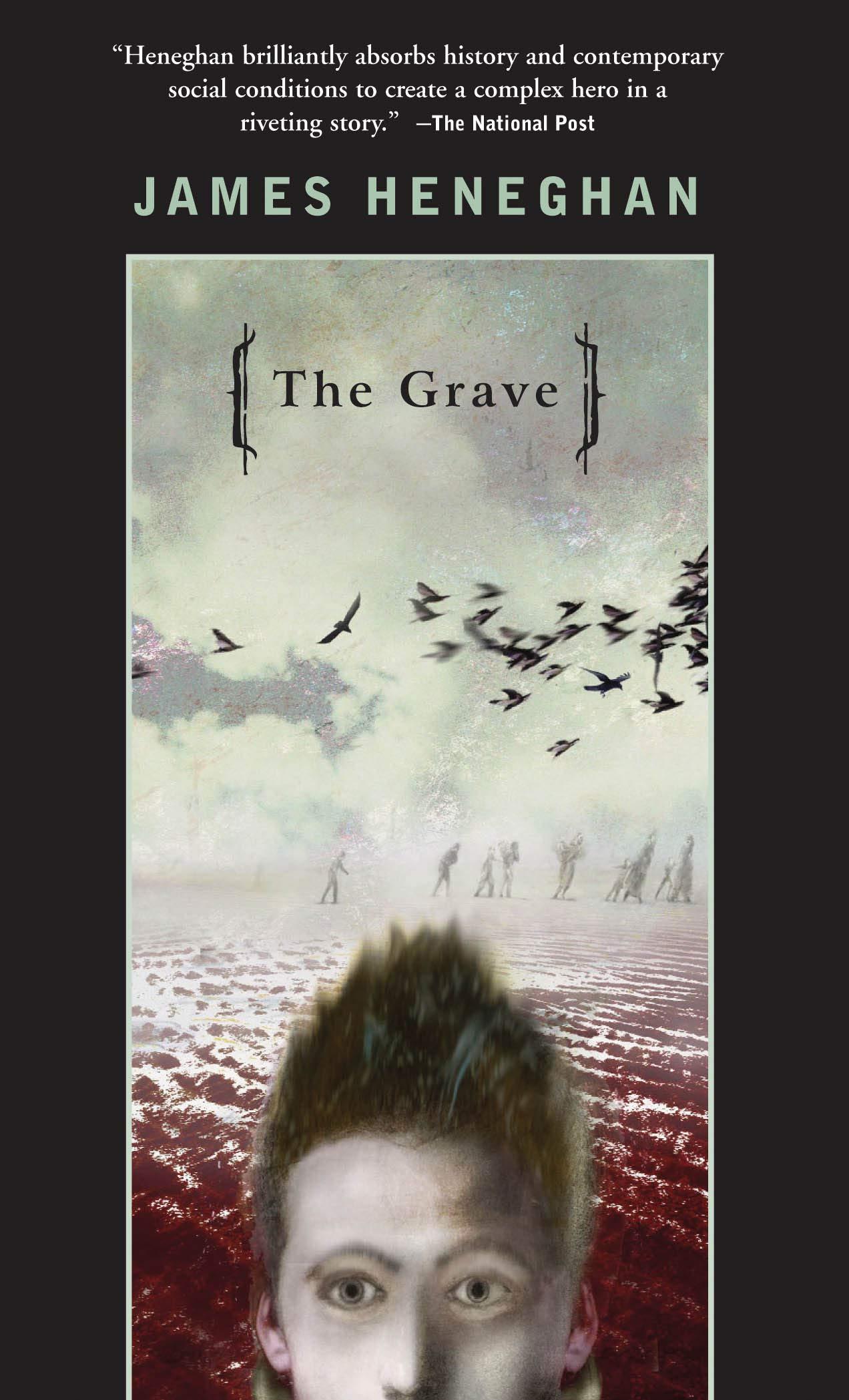 The Grave ebook