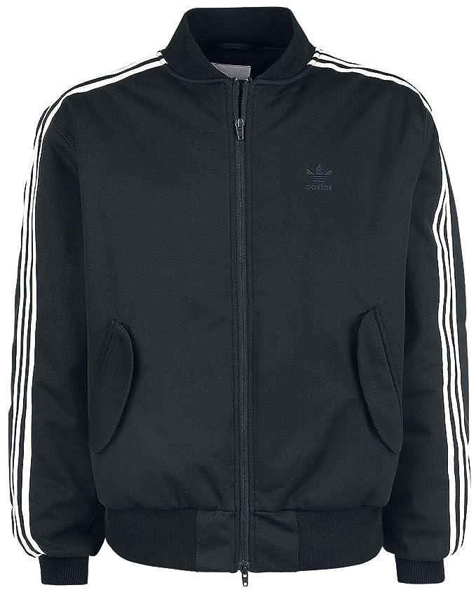 Adidas MA1 Padded, Giacca Bomber, Nero, XL: Amazon.it