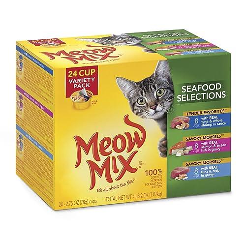 Meow Mix Savory Morsels