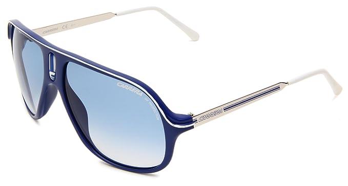 5f90036c17 Carrera SAFARI A BLWHT PAL/CR-Azul SHD - Gafas de sol (SAFARI-A-6SV ...