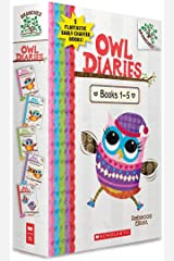 Owl Diaries Collection (Books 1-5) Kindle Edition