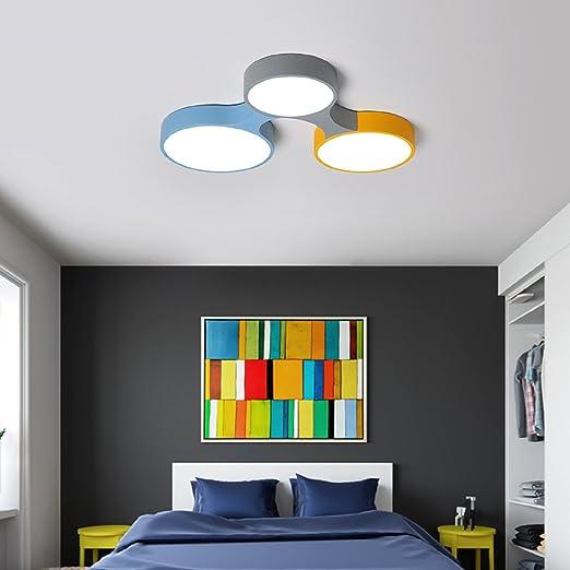 Fast Deliver E27 Children Lamp Bedroom 3 Head Pendant Lamp Led Pendant Lamp Projector Led Children Night Lamp For Kids For Baby Lights & Lighting