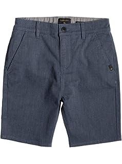 456027e981 Amazon.com: Quiksilver Boys Seaside Coda Walk Short Youth: Clothing