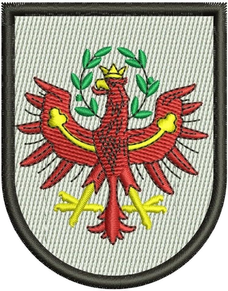 Aufnäher Patches Bundesländer Österreich Tirol Amazon De