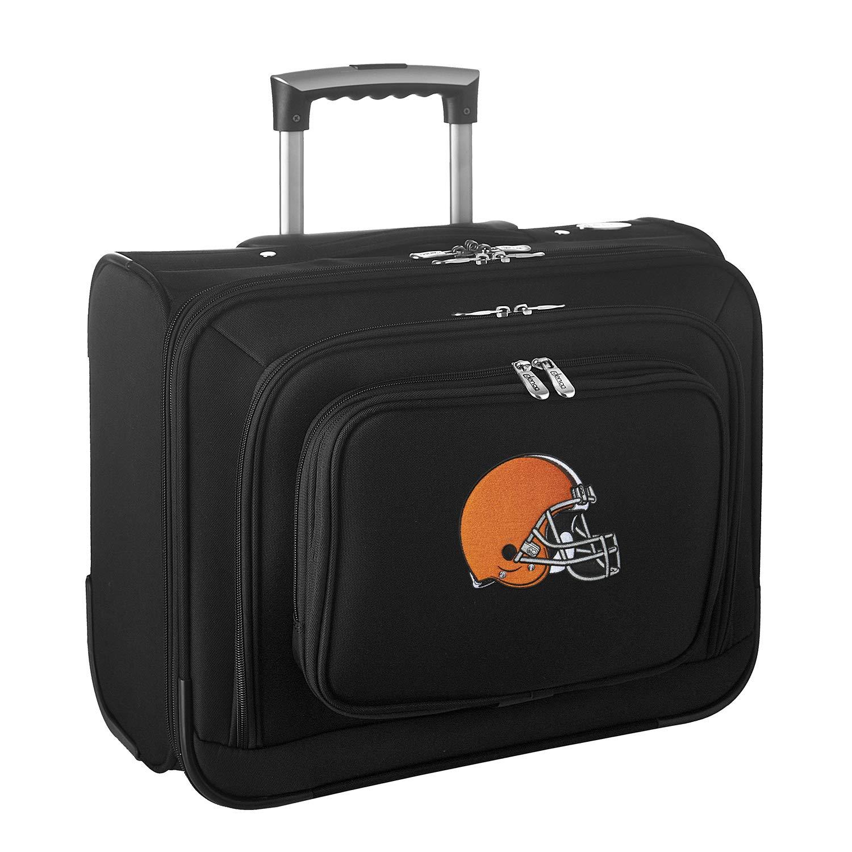 NFL Cleveland Browns Wheeled Laptop Overnighter