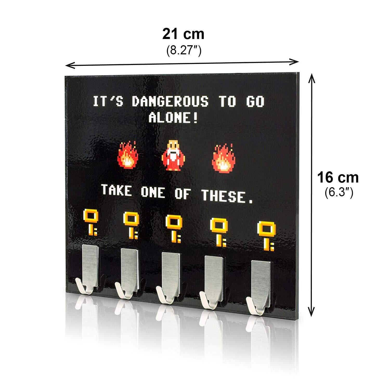 Blanco 18x33x15cm Metaltex Dispensador para Botes Metal