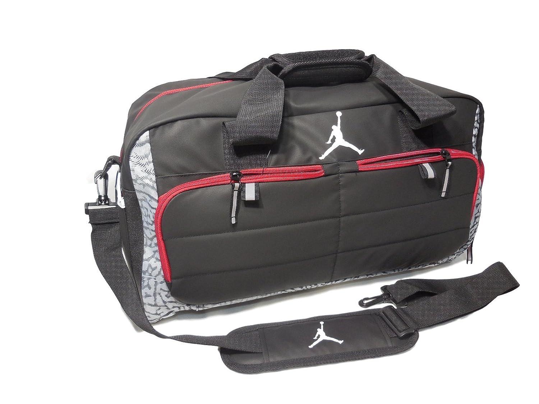 Nike AIR JORDAN JUMPMAN All World Sport Duffel Bag
