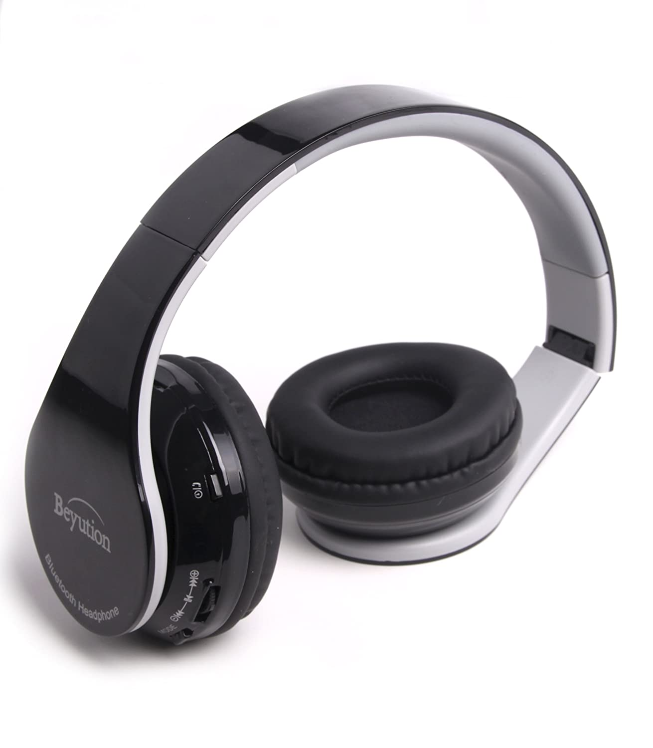 Best audio performance--Over-ear-- HiFi Stereo-- Bluetooth 4.0 Headphones Headset for Apple IPHONE iPAD/ Samsung/Toshiba/ NOKIA/ Motorola/att/HTC/HUAWEI and all smart cell phone and all Tablet which have bluetooth device---Best quality--USA Seller quick shipping!