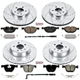 Power Stop K6010 Front & Rear Brake Kit with