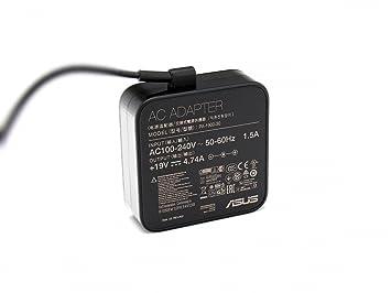 ASUS Cargador 90 vatiosdelgado Negro Original para la série ZenBook UX530UX: Amazon.es: Electrónica