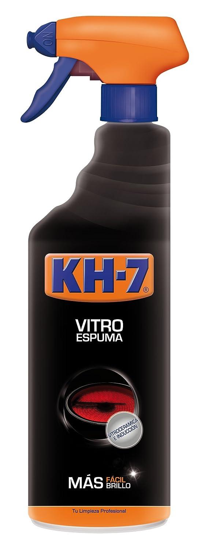 KH-7 - Vitro Espuma - Limpiador vitrocerámicas 750 ml - Pack de 3 (Total 2250 ml): Amazon.es: Salud y cuidado personal