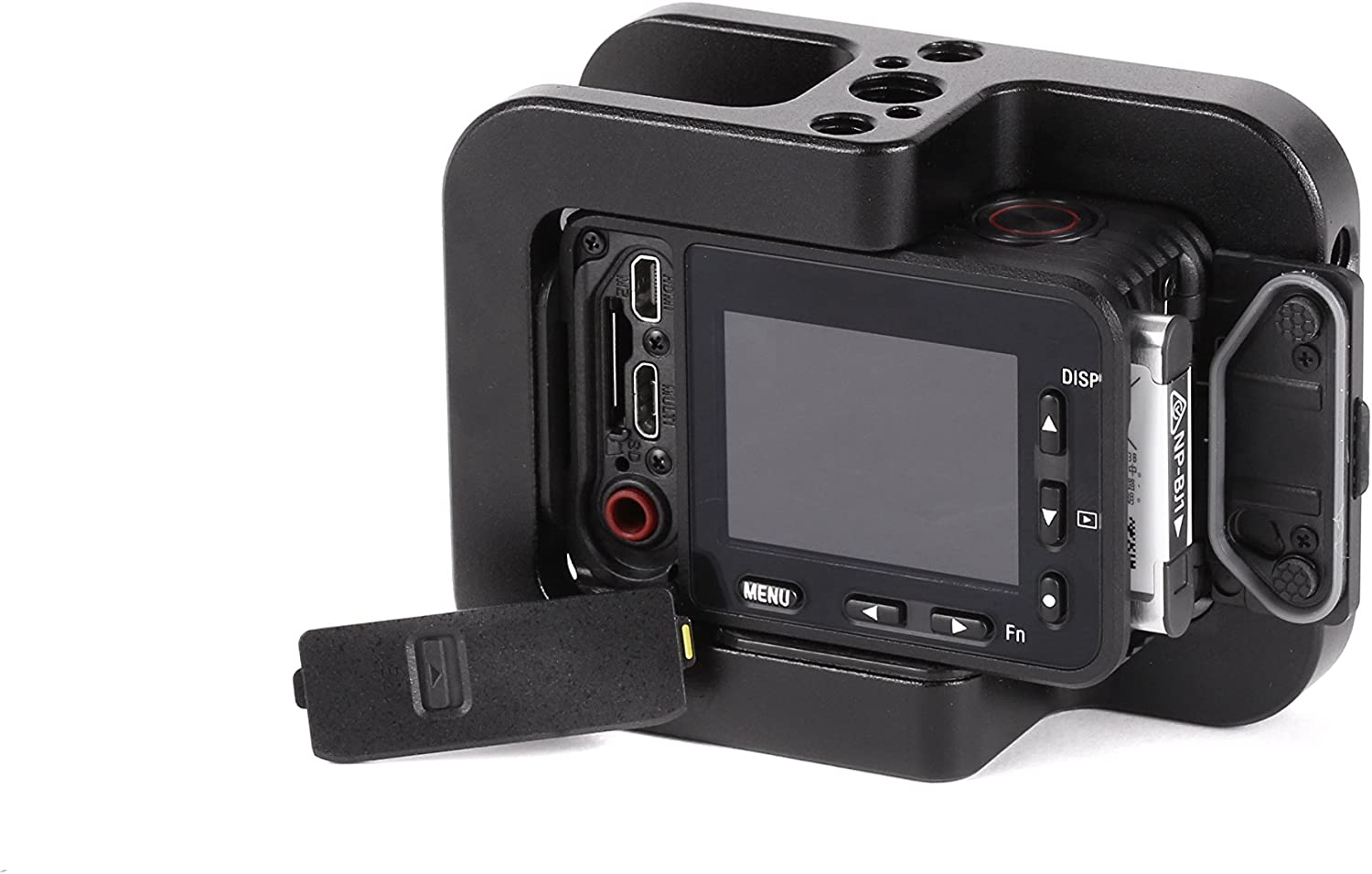 Camera Cage for Sony RX0 Wooden Camera