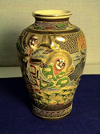 Amazon Bazodee Bazaar Antique Meiji Period Kinkozan Tsukuru
