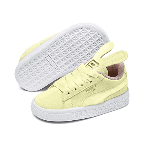 bas prix 63862 9ed79 Puma Baby Girls' Suede Easter Ac Inf Low-Top Sneakers ...