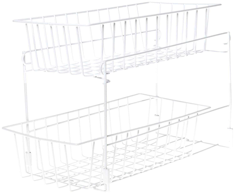Handy Gourmet Sliding Cabinet Storage Rack Jobar JT937