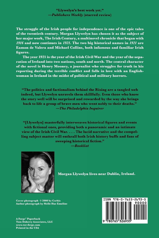 1921: The Great Novel of the Irish Civil War (Irish Century): Morgan  Llywelyn: 9780765326935: Amazon.com: Books