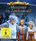Väterchen Frost - Abenteuer im Zauberwald [Blu-ray]