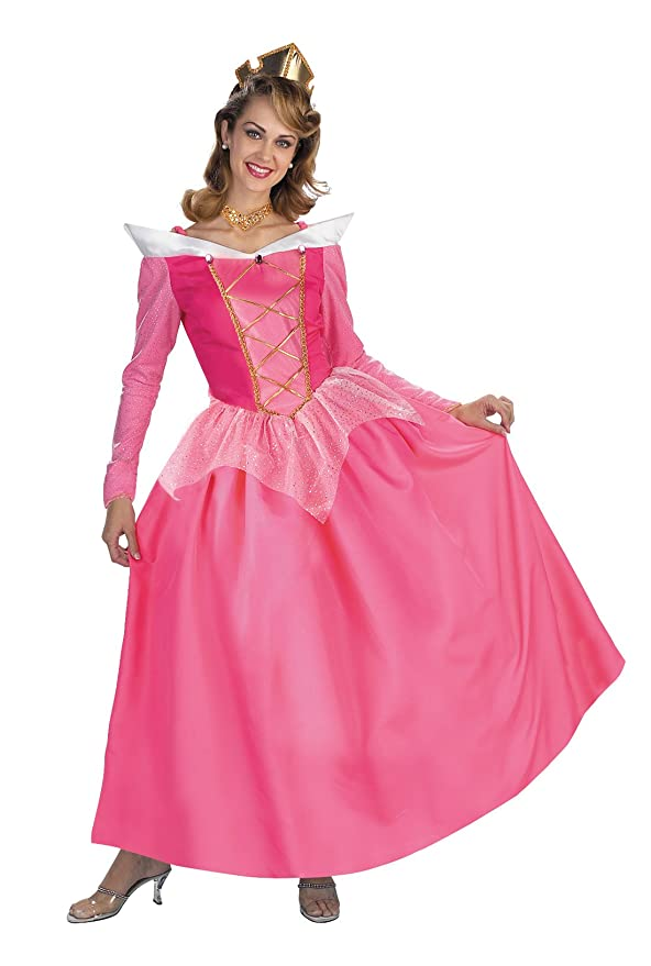 Amazon.com: Aurora Prestige Adult Costume - Large: Clothing
