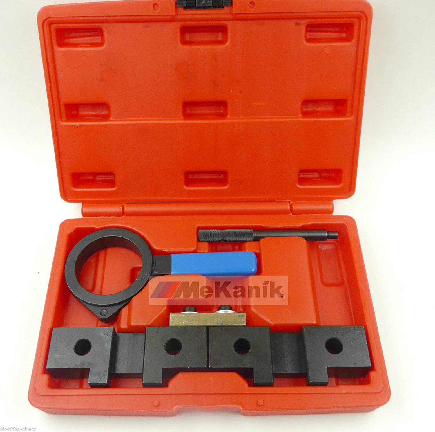 Mekanik SINGLE VANOS CAMSHAFT TIMING KIT Compatible with BMW 4 /& 6 Cylinder None Variable Engines